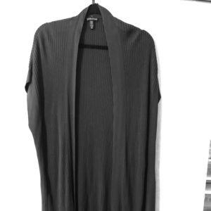Eileen Fisher long kimono cardigan